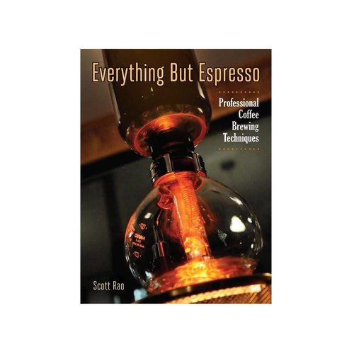Boek Everything but Espresso - Scott Rao