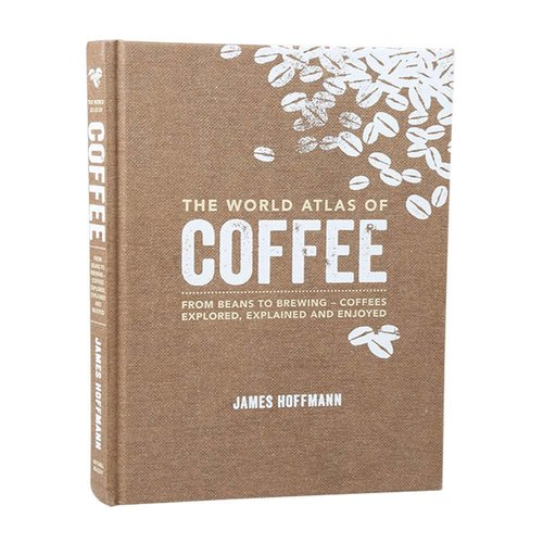 Boek World Atlas of Coffee - James Hoffmann