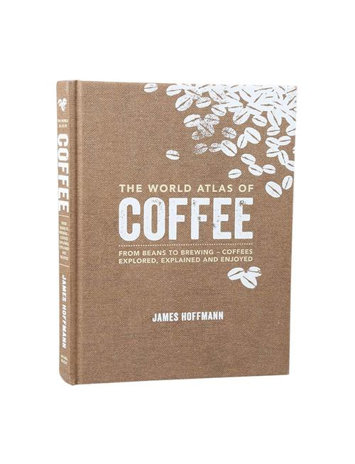 Boek World Atlas of Coffee - James Hoffmann