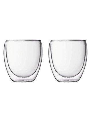 Bodum Bodum dubbelwandige glazen Pavina 0.25L [2 stuks]