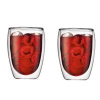 Bodum dubbelwandige glazen Pavina 0.35L [2 stuks]