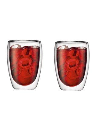 Bodum Bodum dubbelwandige glazen Pavina 0.35L [2 stuks]