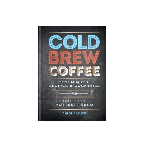 Boek Cold Brew Coffee - C. Callow