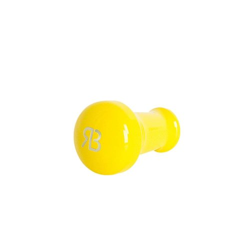 Reg Barber Reg Barber Handle Tall Powder Coated Yellow