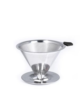 Bialetti Bialetti Pour Over Filter RVS [2 kops]
