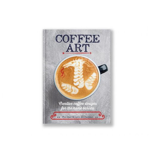 Boek Coffee Art, D. Tamang
