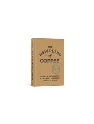 Boek The New Rules of Coffee