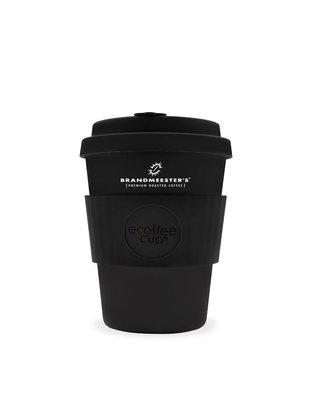 Ecoffee Cup Ecoffee Cup zwart 12oz Klein Brandmeester's