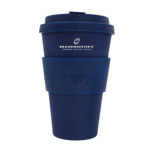 Ecoffee Cup Ecoffee Cup Donkerblauw 14oz groot Brandmeester's
