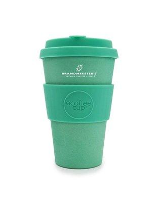 Ecoffee Cup Ecoffee Cup Turquoise 14oz groot Brandmeester's
