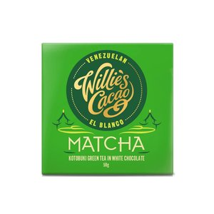 Willie's Cacao Willie's Cacao - Matcha