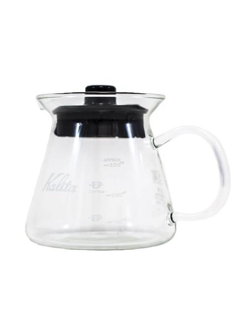 Kalita Kalita #155 Glass Server 300 ml klein