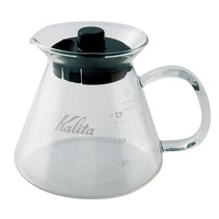 Kalita #185 Glass Server 500 ml groot