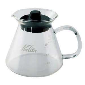 Kalita Kalita #185 Glass Server 500 ml groot