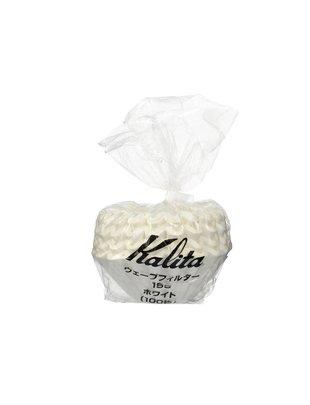 Kalita Kalita Wave #155 filters wit 100 stuks klein