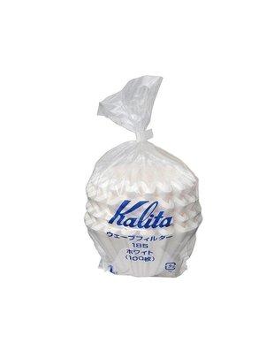 Kalita Kalita Wave #185 filters wit 100 stuks groot