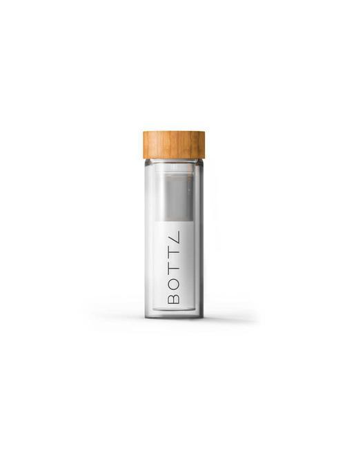 Bottl Bottl dubbelwandige drinkbeker met filter 450ml