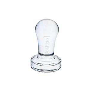 Joe Frex Joe Frex Tamper Crystal Clear Glass 58 mm