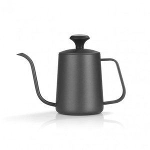 Beem BEEM Pour Over Kettle Zwart met Thermometer
