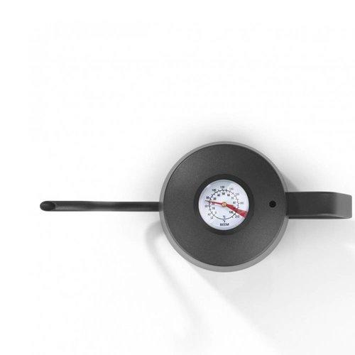 Beem BEEM Pour Over Kettle Zwart met Thermometer