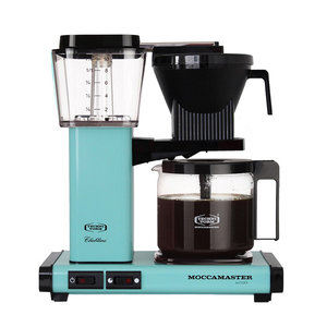 Moccamaster MoccaMaster KBG Select Turquoise