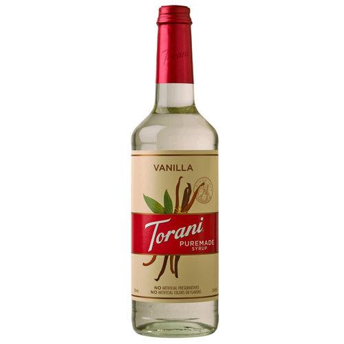 Torani Torani siroop Vanilla 0.75l PUREMADE