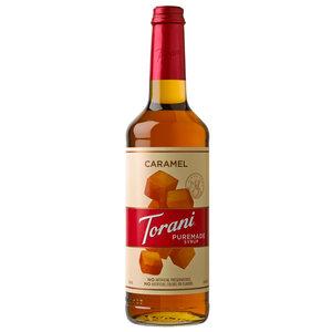 Torani Torani siroop Caramel 0.75l PUREMADE