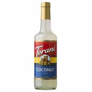 Torani Torani siroop Coconut 0.75l PET