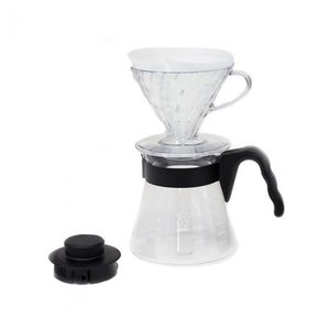 Hario Hario V60 pour over Kit (Craft Coffee Maker)