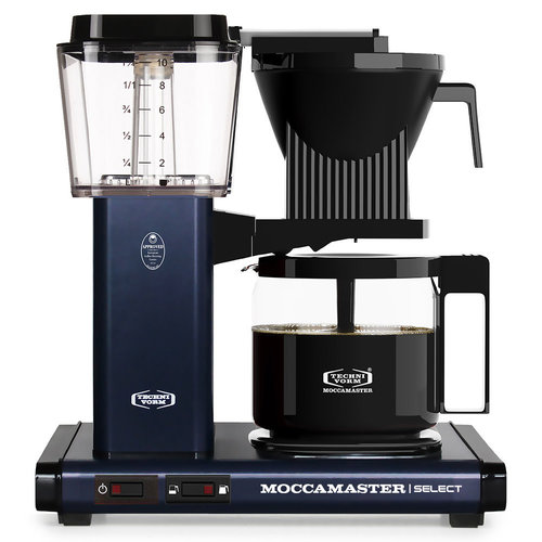 Moccamaster MoccaMaster KBG Select Midnight Blue
