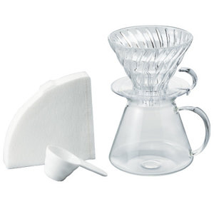Hario Hario V60 pour over KIT GLASS
