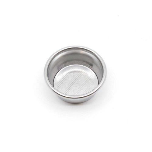 Solis/SAGE Filterbakje 2-kops ENKELWANDIG
