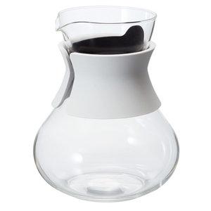Hario Hario Thee Decanteer Karaf 500 ml - Licht Grijs