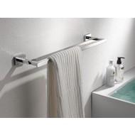 Handdoekrek Vierkant chroom