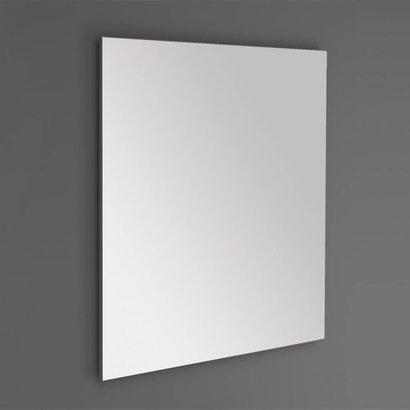 Aluminium standaard spiegel 60 incl. spiegelverwarming