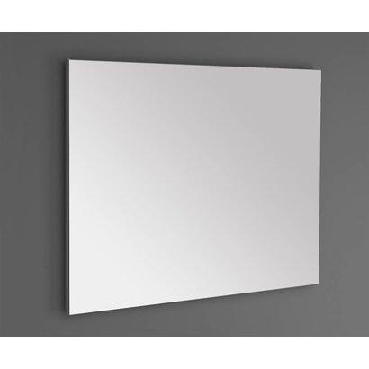 Aluminium standaard spiegel 80