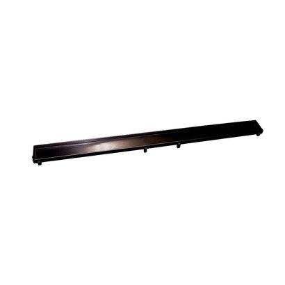 Tegelrooster mat zwart 60