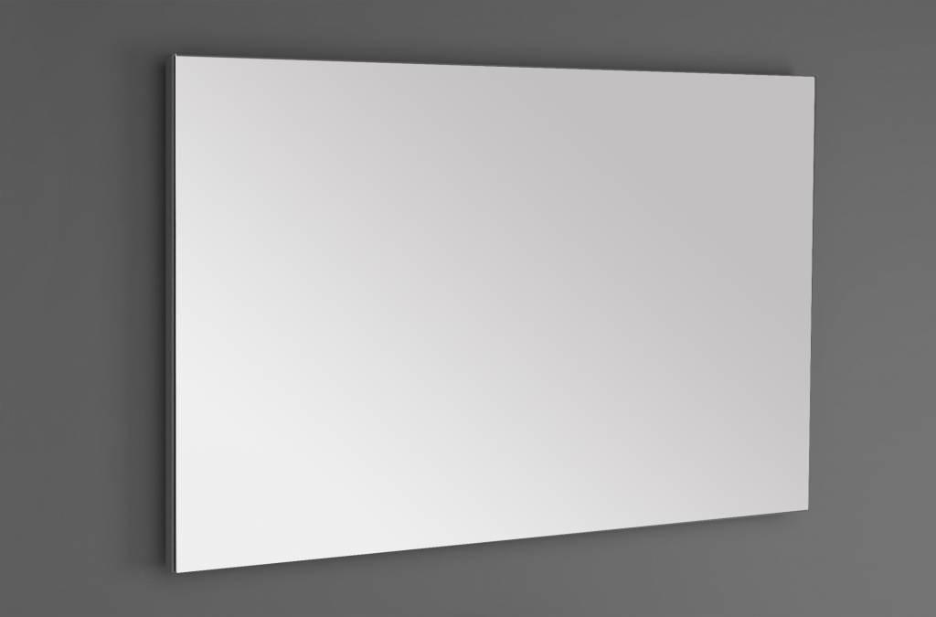 Aluminium standaard spiegel