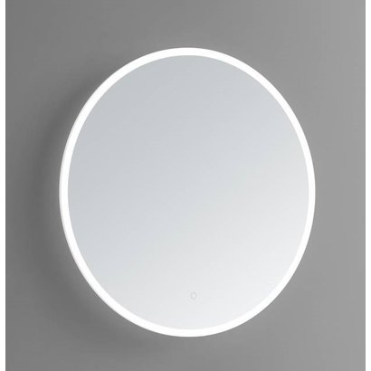 Ronde spiegel met LED verlichting en 3 kleur instelbaar & dimbaar 60