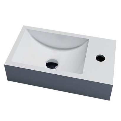 Fontein Solid Surface Recto 40x22x10 cm