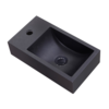 Fontein Quartz Recto 40x22x10 cm