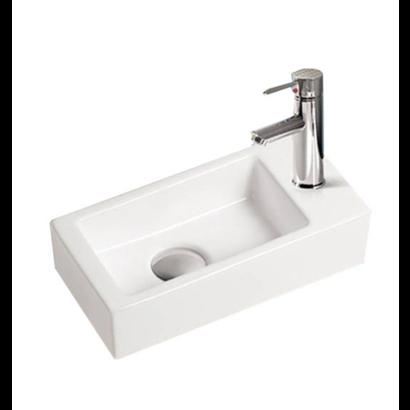 Fonteinset Keramiek Qubic Mini 36,5x18x9 cm