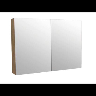 Spiegelkast Wood Eiken zonder verlichting 80