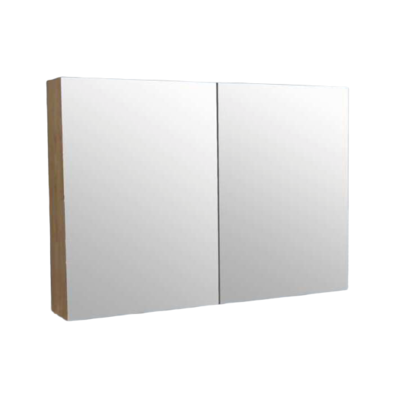 Spiegelkast Wood Eiken zonder verlichting 100