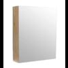 Spiegelkast Wood Eiken zonder verlichting 60