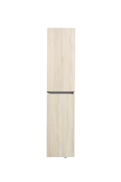 Kolomkast Trendline met greeplijst aluminium