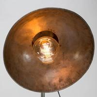 Voerlamp  industrieel Factory Raw Iron