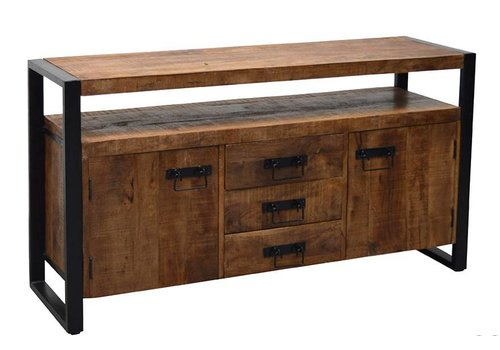 Livingfurn Dressoir-Strong-145x43x80cm