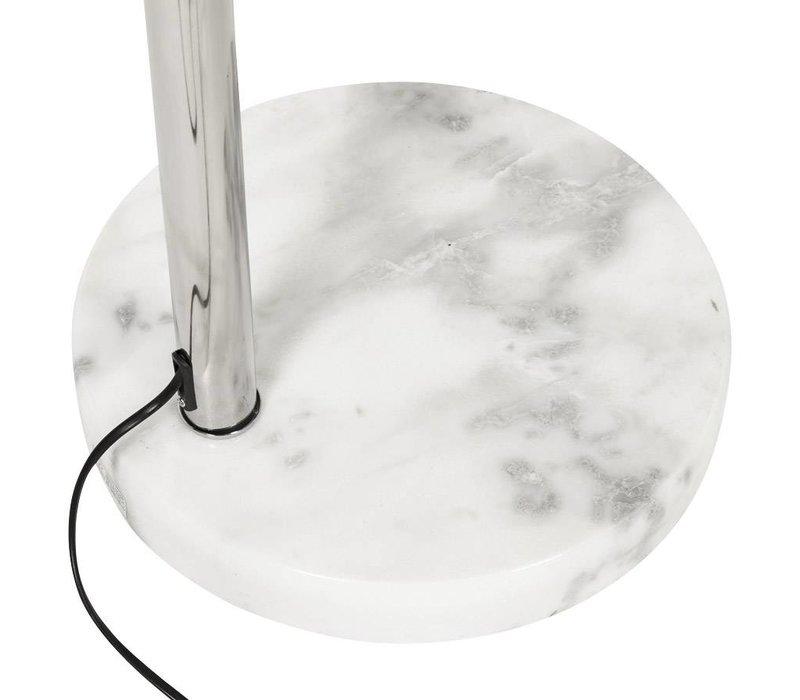 Vloerlamp LOFT SMALL CHROME