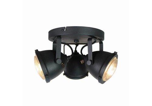 Label51 Plafondlamp LED Spot Moto 3-Lichts